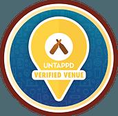 Untappd Verified Venue